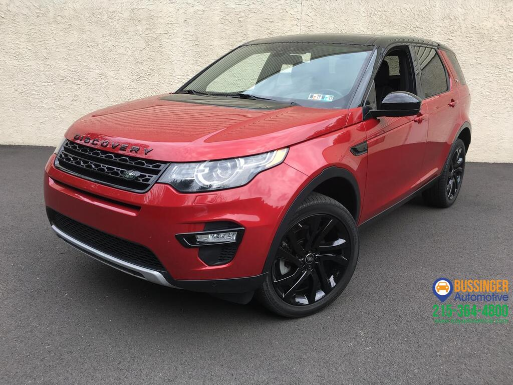 2016 Land Rover Discovery Sport HSE w/ 3rd Seat Feasterville PA