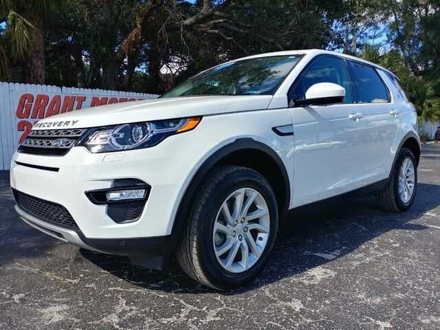 2016_Land Rover_Discovery Sport_HSE_ Fort Myers FL