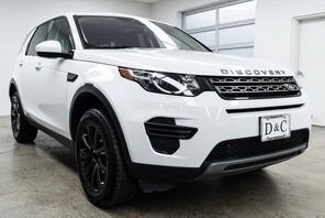 2016_Land Rover_Discovery Sport_SE_ Portland OR