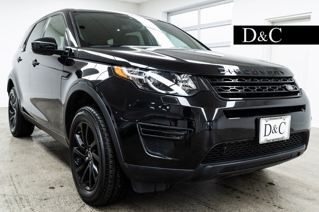 2016 Land Rover Discovery Sport SE Portland OR