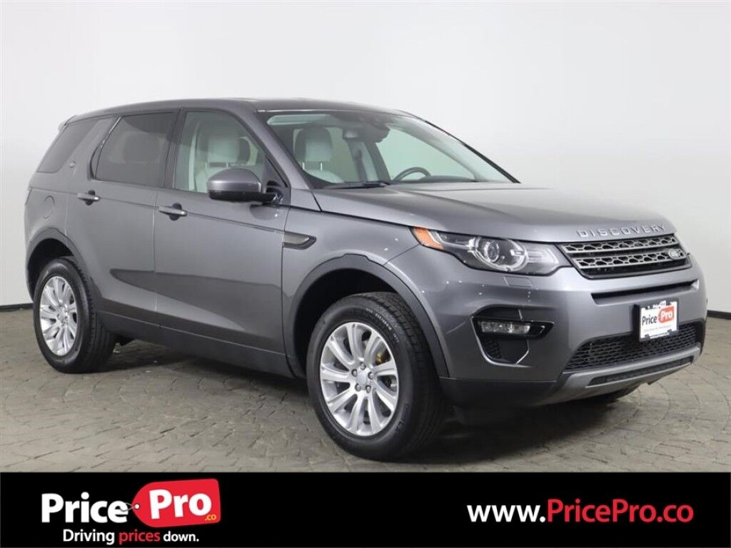 2016 Land Rover Discovery Sport SE AWD w/Nav/Leather Seats Maumee OH
