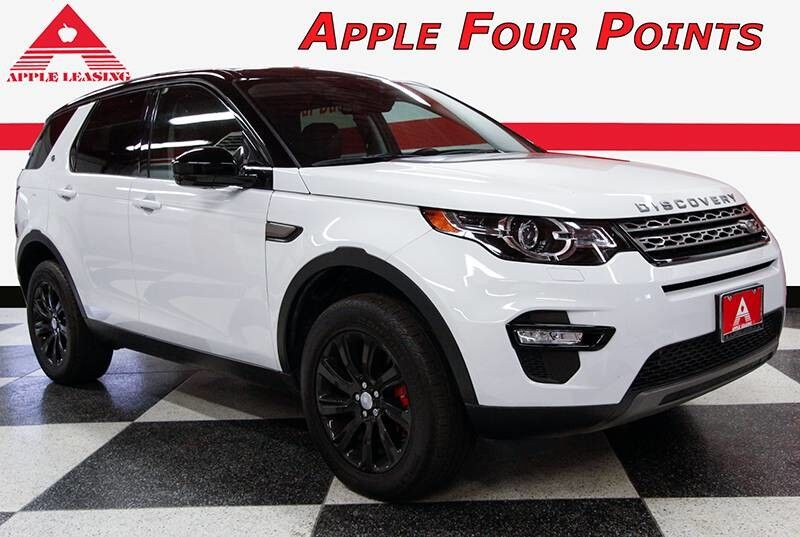 2016 Land Rover Discovery Sport SE Austin TX