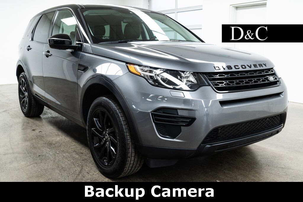 2016 Land Rover Discovery Sport SE Backup Camera Portland OR