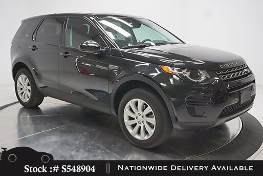 2016_Land Rover_Discovery Sport_SE CAM,KEY-GO,PARK ASST,18IN WHLS_ Plano TX