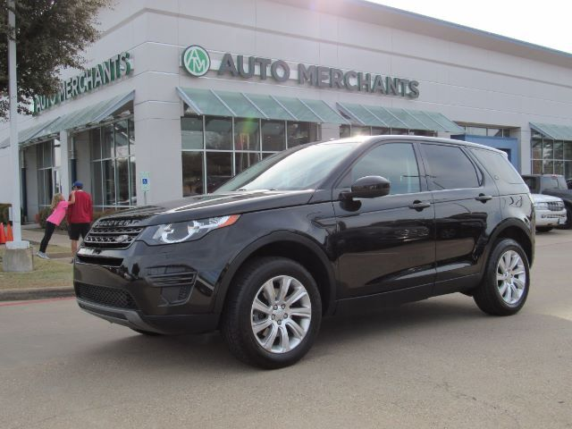 2016 Land Rover Discovery Sport SE CLOTH/LEATHER SEATS, 3RD ROW SEATING, BACKUP CAMERA, HTD FRONT STS, HTD STEERING, NAVIGATION Plano TX