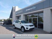 2016_Land Rover_Discovery Sport_SE_ Greenville SC