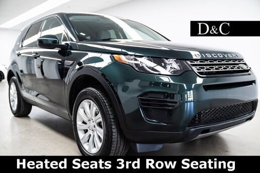 2016 Land Rover Discovery Sport SE Heated Seats 3rd Row Seating Portland OR