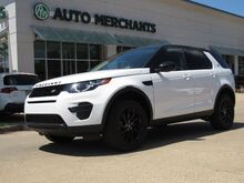 2016_Land Rover_Discovery Sport_SE LEATHER, BACKUP CAMERA, BLUETOOTH CONNECTIVITY, CLIMATE CONTROL, KEYLESS START_ Plano TX