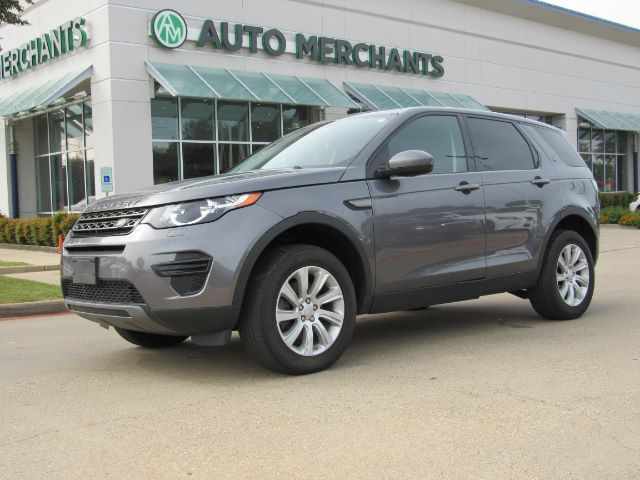 2016 Land Rover Discovery Sport SE NAV, BACKUP CAM, HTD STS, BLUETOOTH, LEATHER/CLOTH STS, HTD STEERING, PUSH BUTTON START Plano TX