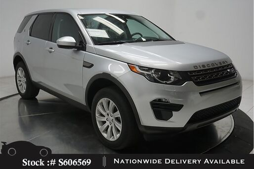 2016_Land Rover_Discovery Sport_SE NAV READY,CAM,HTD STS,PARK ASST,18IN WHLS_ Plano TX