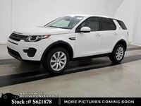 Land Rover Discovery Sport SE NAV,CAM,HTD STS,PARK ASST,18IN WHLS 2016