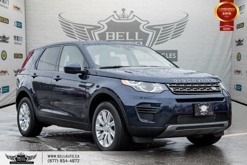 2016 Land Rover Discovery Sport SE, NO ACCIDENT, AWD, NAVI, PANO ROOF, SENSORS
