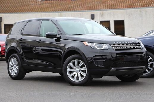 2016 Land Rover Discovery Sport SE Redwood City CA