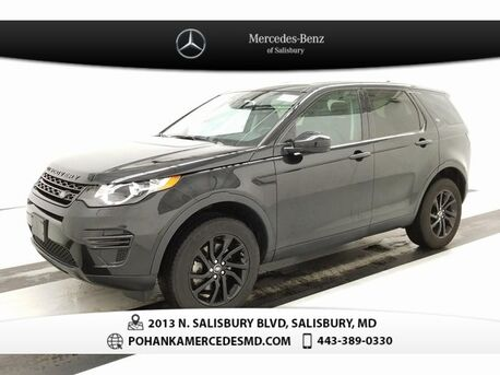 2016_Land Rover_Discovery Sport_SE_ Salisbury MD