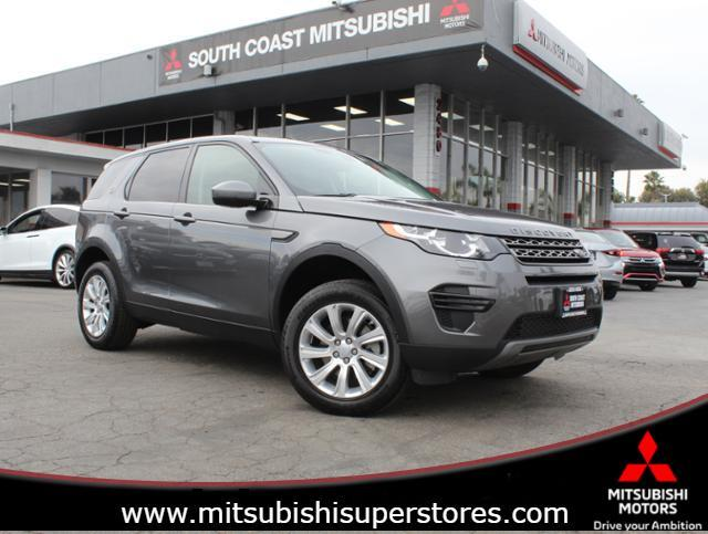 2016 Land Rover Discovery Sport SE Victorville CA