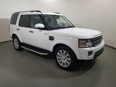 2016 Land Rover LR4 4WD 4dr Cary NC
