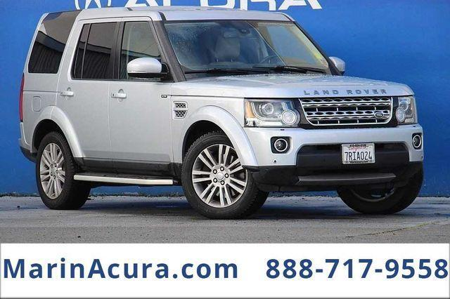 2016_Land Rover_LR4_4WD 4dr HSE LUX *Ltd Avail*_ Bay Area CA