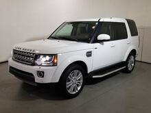 2016_Land Rover_LR4_4WD 4dr HSE LUX *Ltd Avail*_ Cary NC