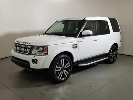 2016 Land Rover LR4 4WD 4dr HSE LUX *Ltd Avail* Cary NC