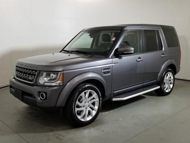 2016 Land Rover LR4 4WD 4dr HSE *Ltd Avail* Cary NC