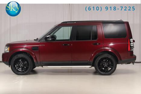 Land Rover LR4 4WD HSE 2016