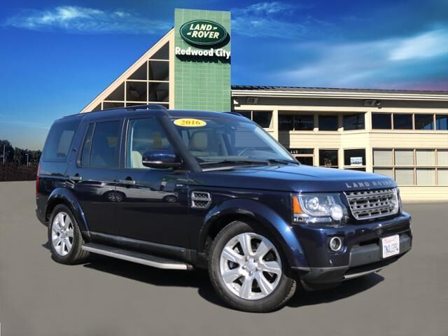 2016 Land Rover LR4 Base Redwood City CA