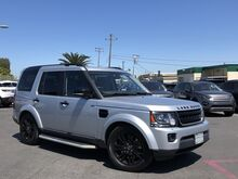 2016_Land Rover_LR4_Base_ Redwood City CA