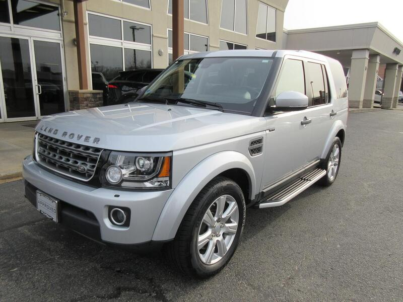 2016_Land Rover_LR4_Base_ Warwick RI