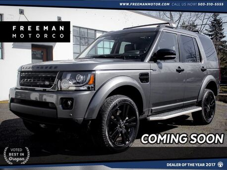2016_Land Rover_LR4_HSE 4WD Heavy Duty Adaptive Cruise 3rd Row Nav_ Portland OR