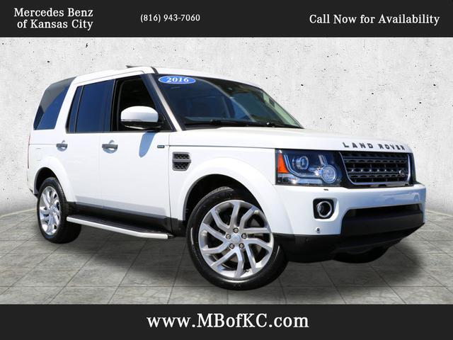 2016 Land Rover LR4 HSE Kansas City MO