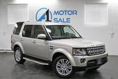 2016 Land Rover LR4 HSE LUX 1 Owner Navi Pano Roof Surround Cameras