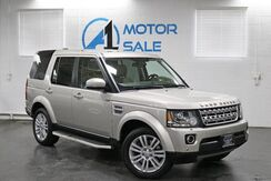 2016_Land Rover_LR4_HSE LUX 1 Owner Navi Pano Roof Surround Cameras_ Schaumburg IL