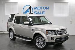 Land Rover LR4 HSE LUX 1 Owner Navi Pano Roof Surround Cameras 2016
