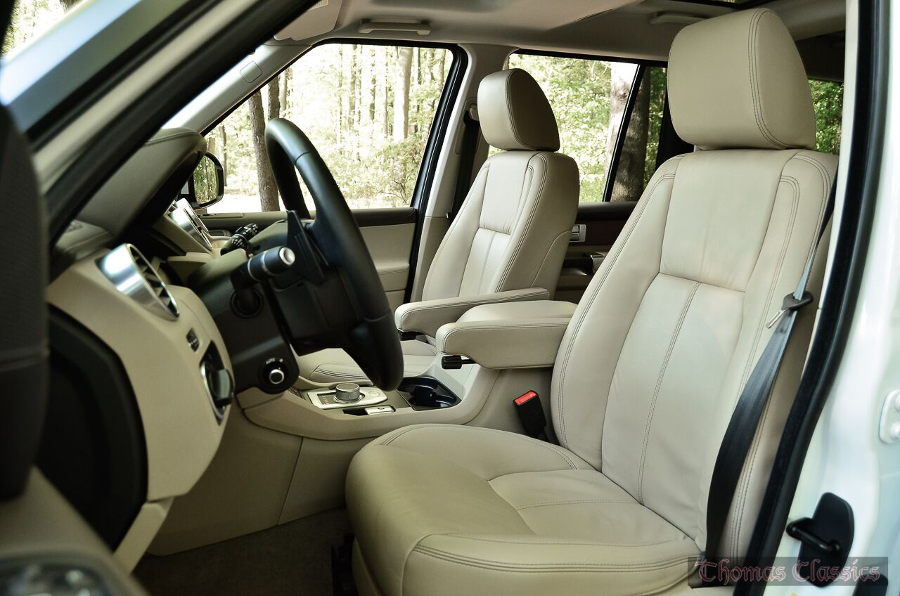 2016 Land Rover LR4 HSE LUX Akron OH