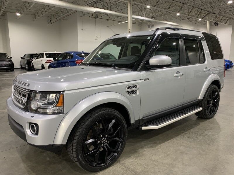 2016_Land Rover_LR4_HSE LUX_ Charlotte NC