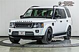 2016 Land Rover LR4 HSE LUX Costa Mesa CA