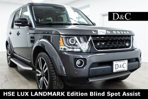 2016_Land Rover_LR4_HSE LUX LANDMARK Edition Blind Spot Assist_ Portland OR