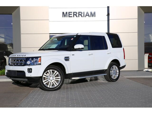 2016 Land Rover LR4 HSE LUX Merriam KS