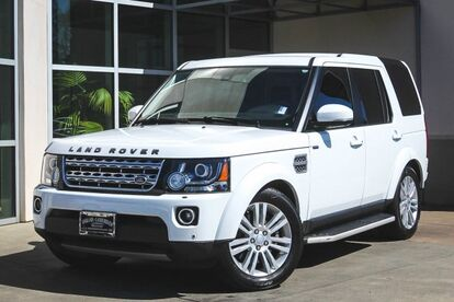 2016_Land Rover_LR4_HSE LUX_ Seattle WA