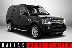 Land Rover LR4 HSE Luxury 2016