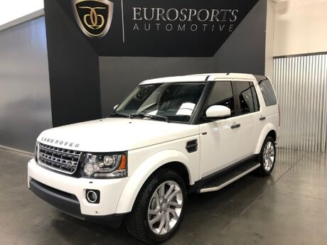 2016 Land Rover LR4 HSE Salt Lake City UT