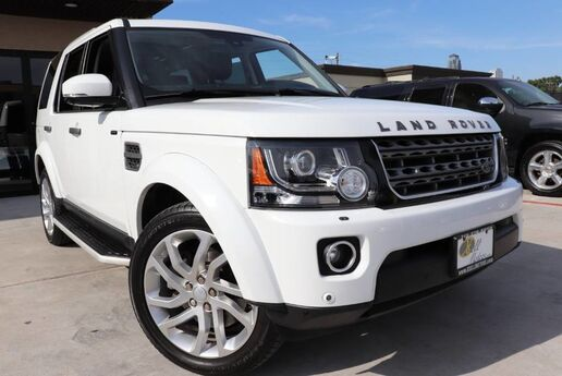 2016 Land Rover LR4 HSE Silver Edition, 1 OWNER, TEXAS BORN,LOADED! Houston TX