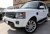 2016 Land Rover LR4 HSE Silver Edition, 1 OWNER, TEXAS BORN,LOADED!