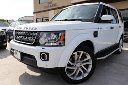 Land Rover LR4 HSE Silver Edition, 1 OWNER, TEXAS BORN,LOADED! 2016