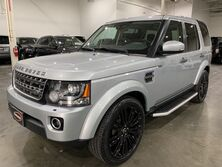 Land Rover LR4 HSE Silver Edition 2016