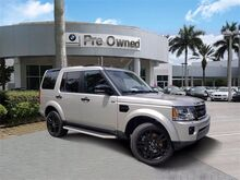 2016_Land Rover_LR4_HSE Silver Edition_ Coconut Creek FL