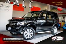 2016 Land Rover LR4 HSE Vision Assist and Climate Comfort Pkg Dual Roof