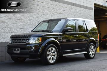 2016_Land Rover_LR4_HSE_ Willow Grove PA