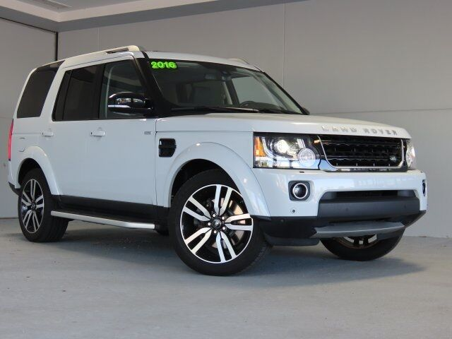 2016 Land Rover LR4 Landmark Edition Merriam KS
