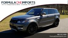 2016_Land Rover_RANGE ROVER SPORT_SC V6 HSE / NAV / SUNROOF / REARVIEW / HTD STS / COOLER_ Charlotte NC